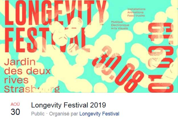 Facebook Event Longevity 2019